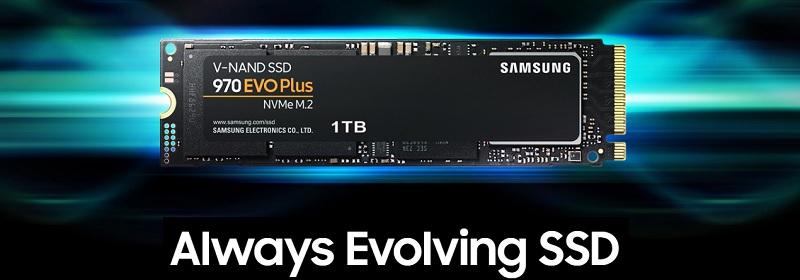 Samsung MZ-V7S1T0BAM 970 EVO 1TB TLC PCIe NVMe SSD Review
