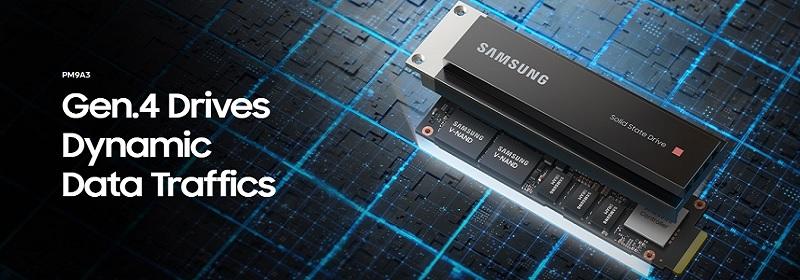 Samsung MZ1L23T8HBLA-00A07 PM9A3 3-84 TB Solid State Drive Review