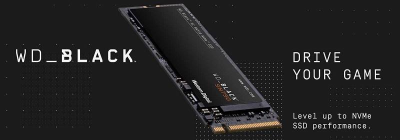 WD Black WDBGMP0010BNC-WRSN SN750 1TB NVMe M.2 2280 SSD Review