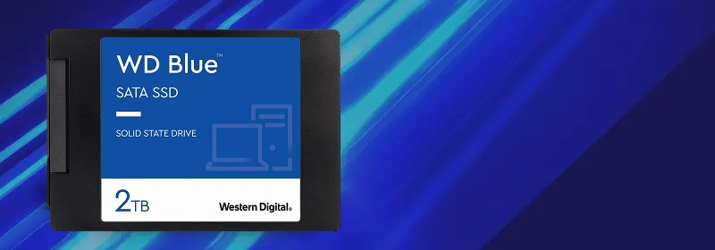 WD Blue WDBNCE0020PNC-WRSN 2TB TLC SATA 6Gbps Solid State Drive Review